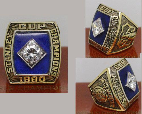 1980 NHL Championship Rings New York Islanders Stanley Cup Ring