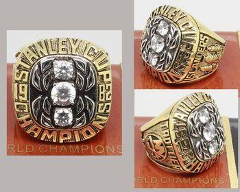 1982 NHL Championship Rings New York Islanders Stanley Cup Ring