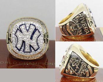 1999 MLB Championship Rings New York Yankees World Series Ring