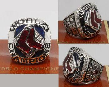 2007 MLB Championship Rings Boston Red Sox World Series Ring