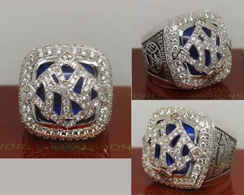 2009 MLB Championship Rings New York Yankees World Series Ring