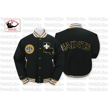 Mitchell & Ness New Orleans Saints Halfback