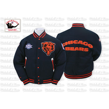 Mitchell & Ness Chicago Bears Halfback Jacket