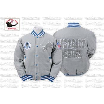 Mitchell & Ness Detroit Lions Halfback Jacket