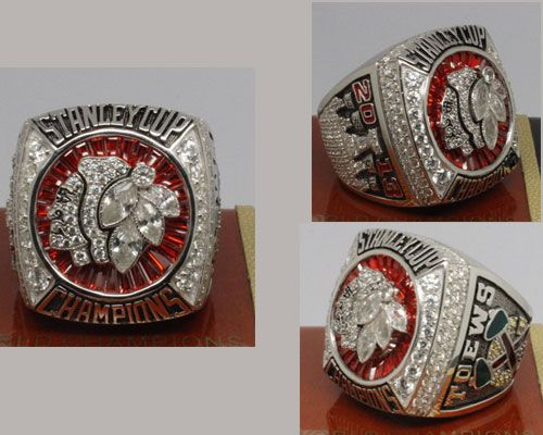 2013 NHL Championship Rings Chicago Blackhawks Stanley Cup