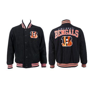2015 Cincinnati Bengals jacket