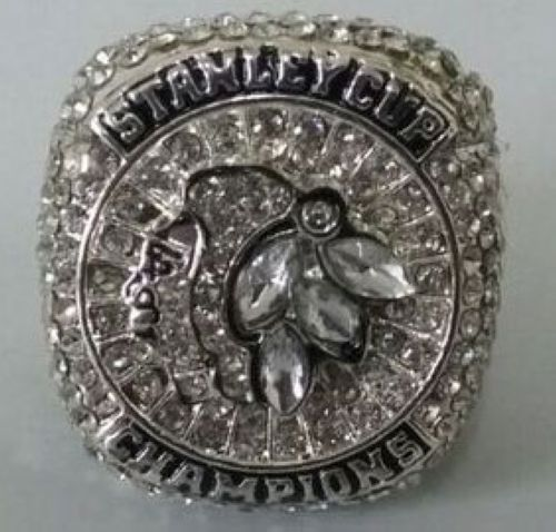 2015 NHL Championship Rings Chicago Blackhawks Stanley Cup