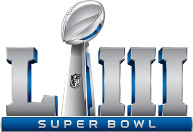 2019 Super Bowl Patch