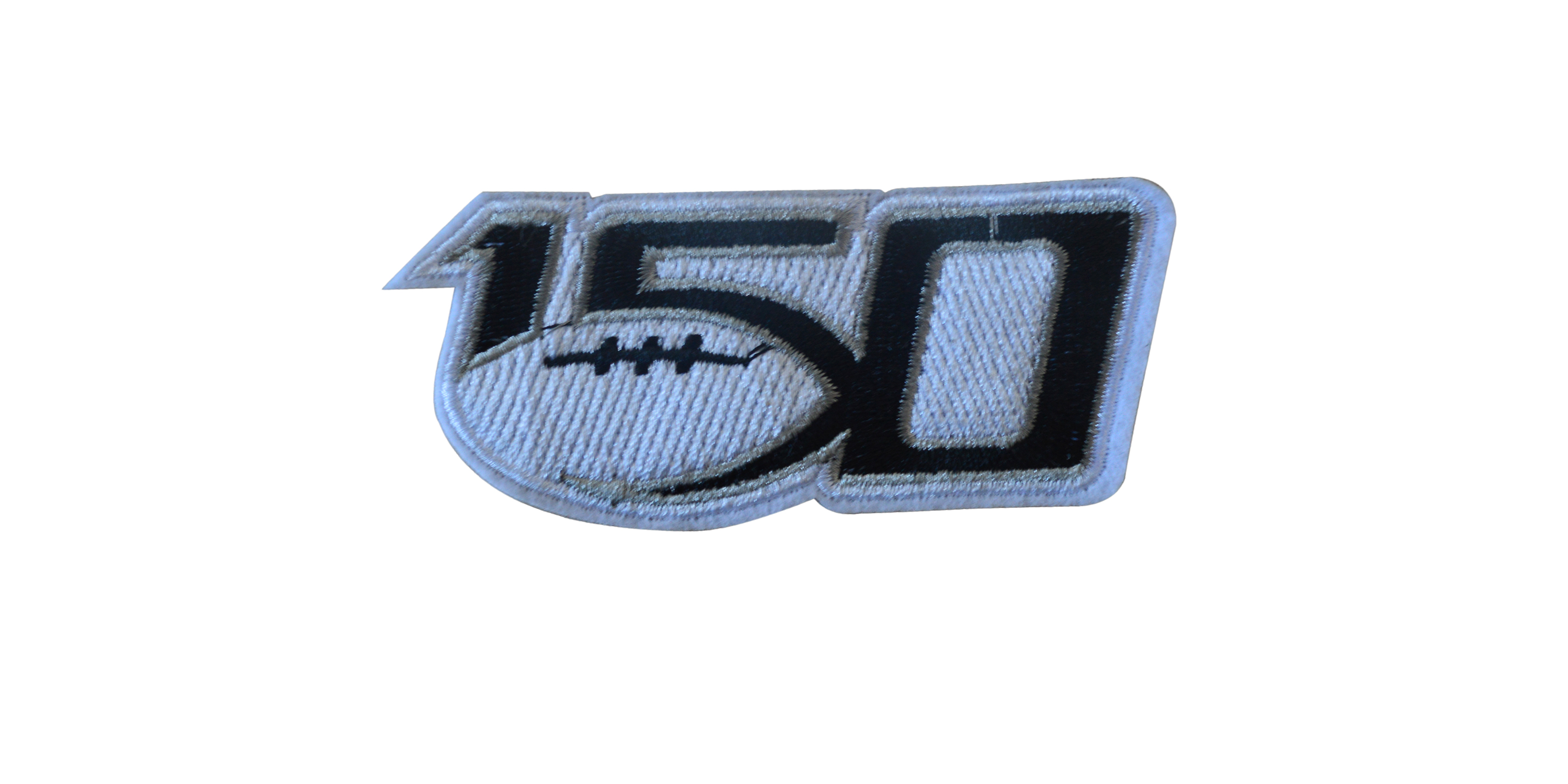 College Football 150th Anniversary Patch