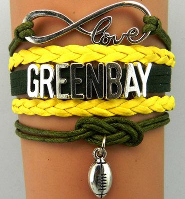 Green Bay Bracelets 2