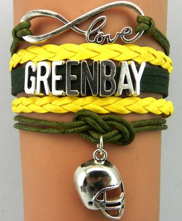 Green Bay Bracelets 4