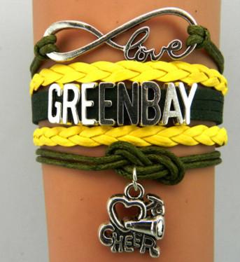 Green Bay Bracelets 6