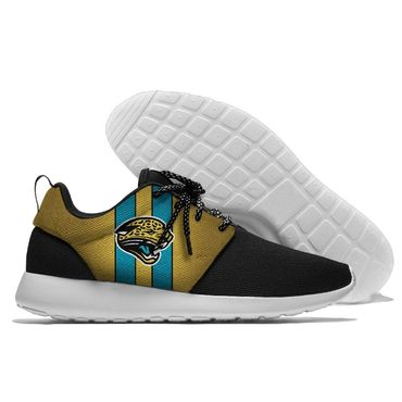 Men and women NFL Jacksonville Jaguars Roshe style Lightweight Running shoes (4)