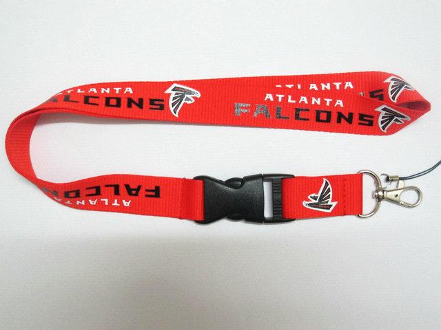NFL Falcons Key Chains