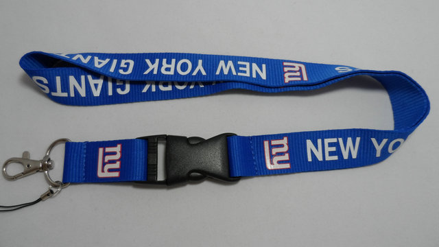 NFL Giants Key Chains
