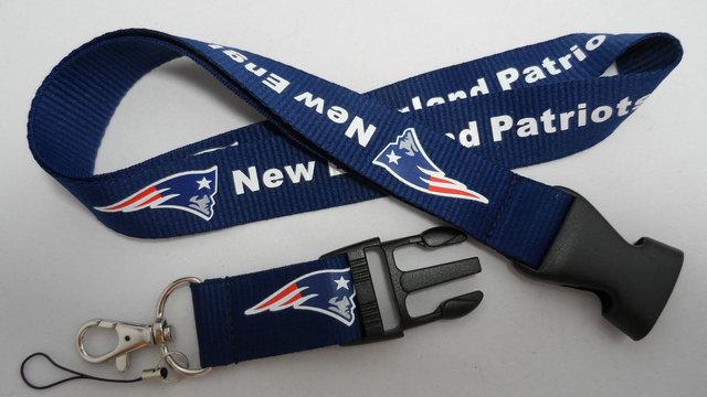 NFL Patriots Key Chains