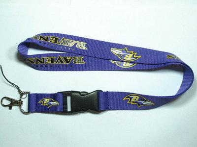 NFL Ravens Key Chains
