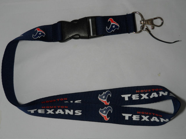 NFL Texans Key Chains