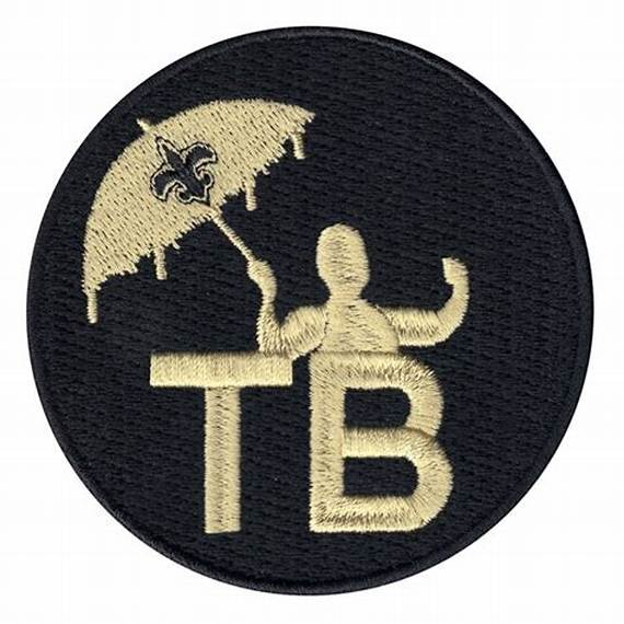 New Orleans Saints Tom Benson Patch