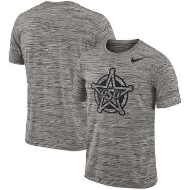 Nike Oklahoma State Cowboys 2018 Player Travel Legend Performance T Shirt