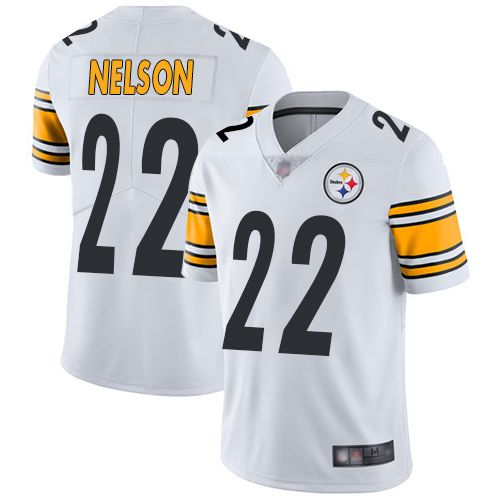Pittsburgh Steelers Steven Nelson #22 NFL Vapor limited White Jersey
