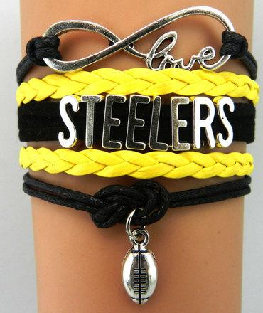 Steelers Bracelets 5