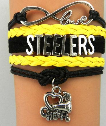 Steelers Bracelets 6