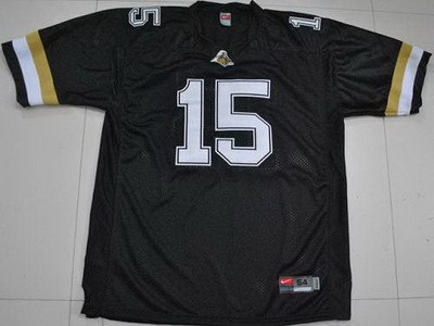 boilermakers #15 drew brees black embroidered ncaa jersey