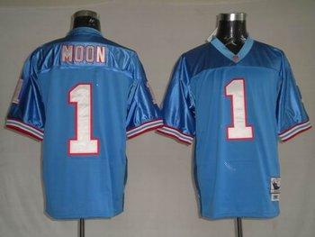 houston oilers 1 warren moon throwback jerseys
